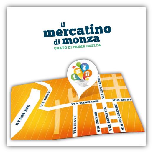 Mercatino Monza - Via Mentana, 17 Monza (MB)